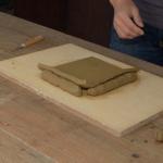 タタラ成形 工程4