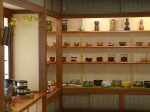 葵窯作品展示室